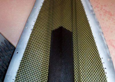 Fsre carbon kevlar